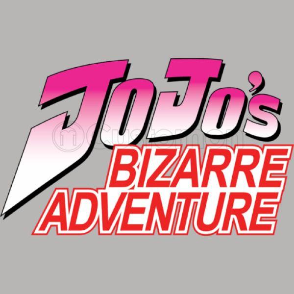 Jojo\'s Bizarre Adventure Logo Travel Mug.