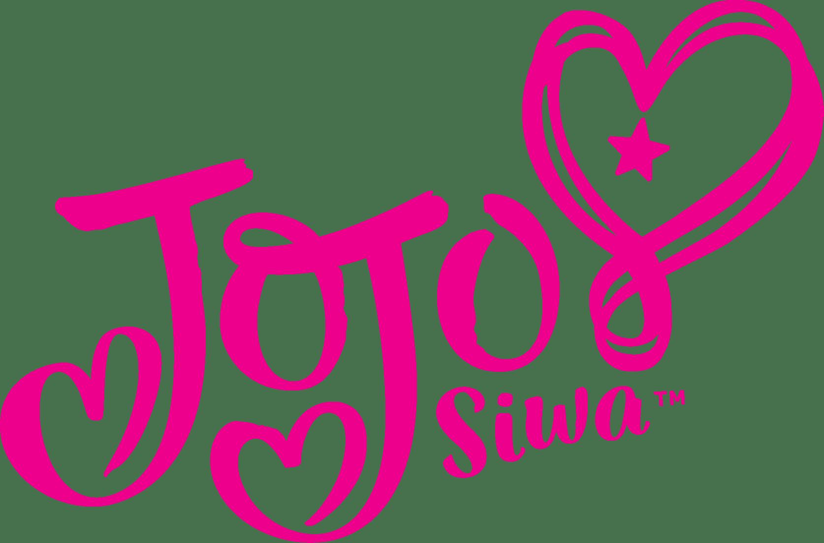 JoJo Siwa Logo transparent PNG.