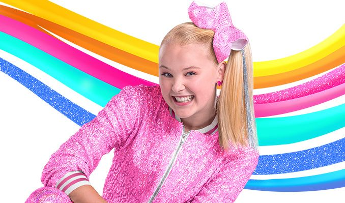 JoJo Siwa tickets in Indianapolis at Bankers Life Fieldhouse on Fri.