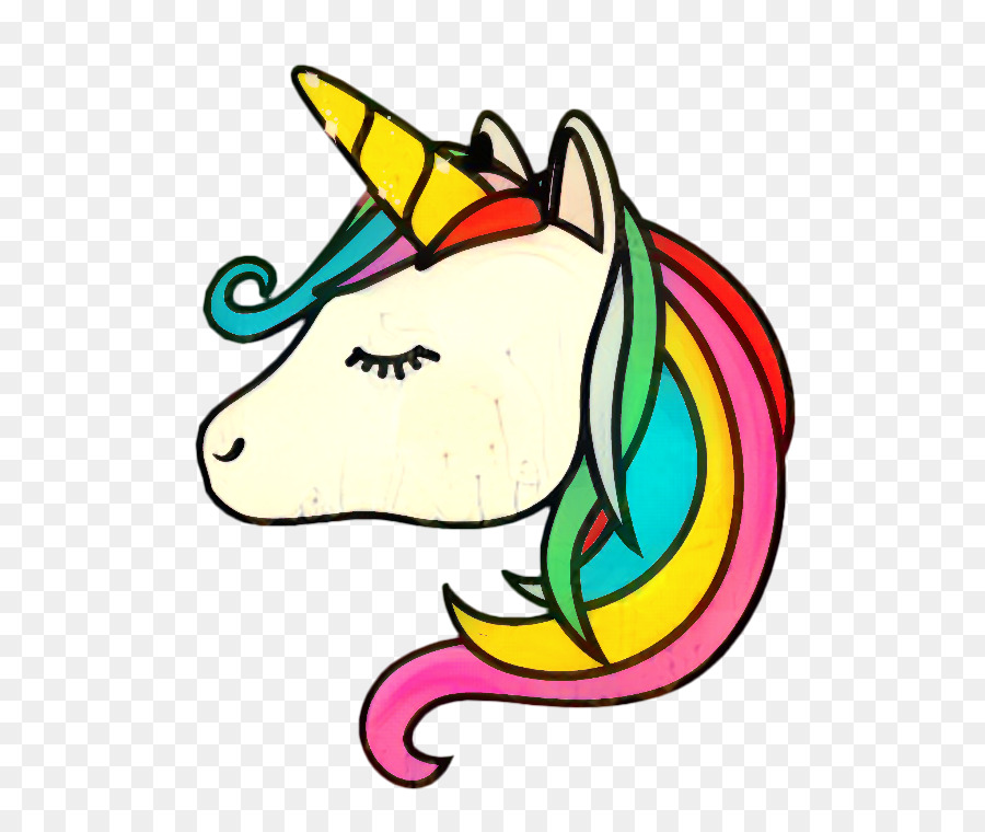 Unicorn Drawing Clip art.