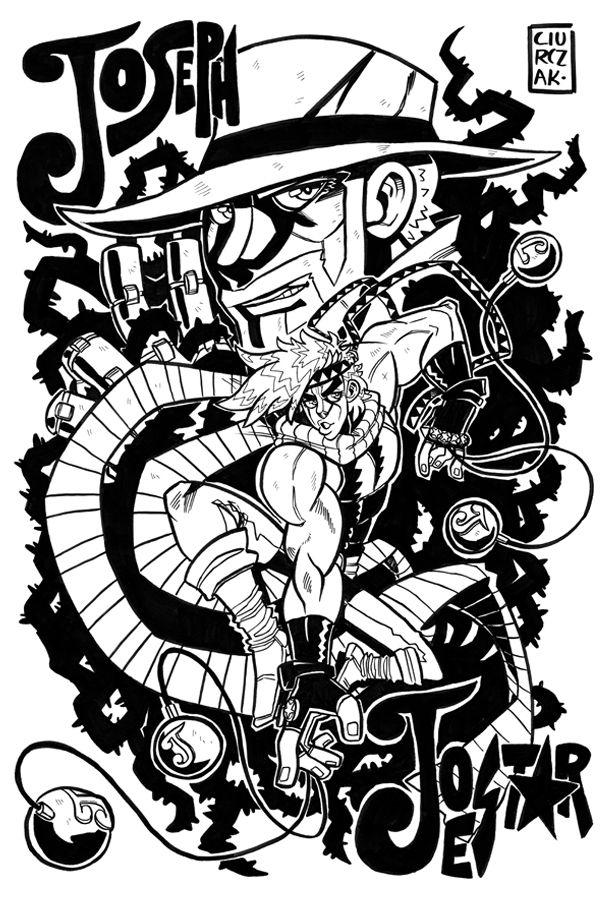 Jojos Bizarre Adventure Stardust Crusaders Clipart 20 Free