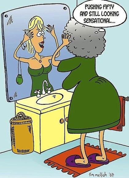 Hilarious Cartoon Joke.