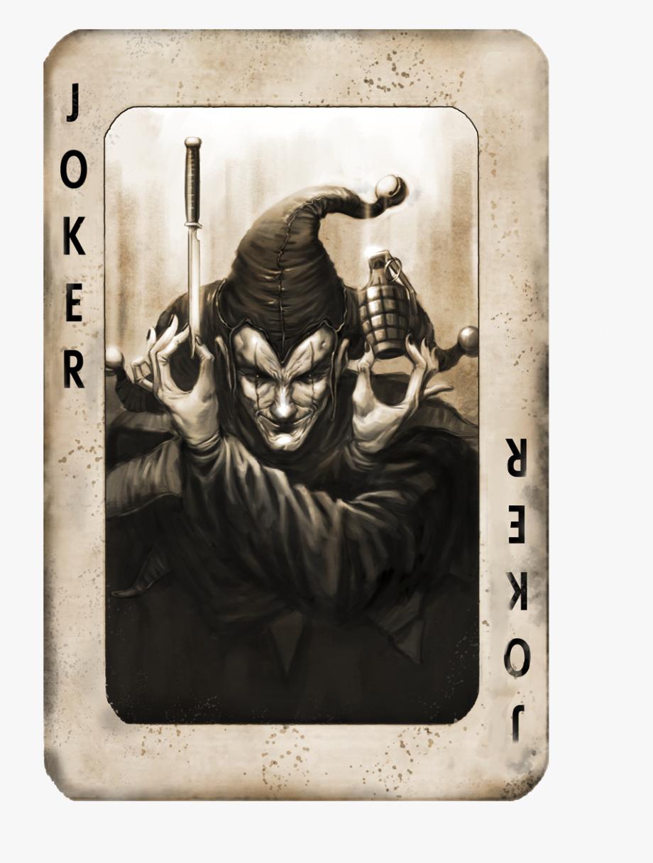 Joker Card Png.