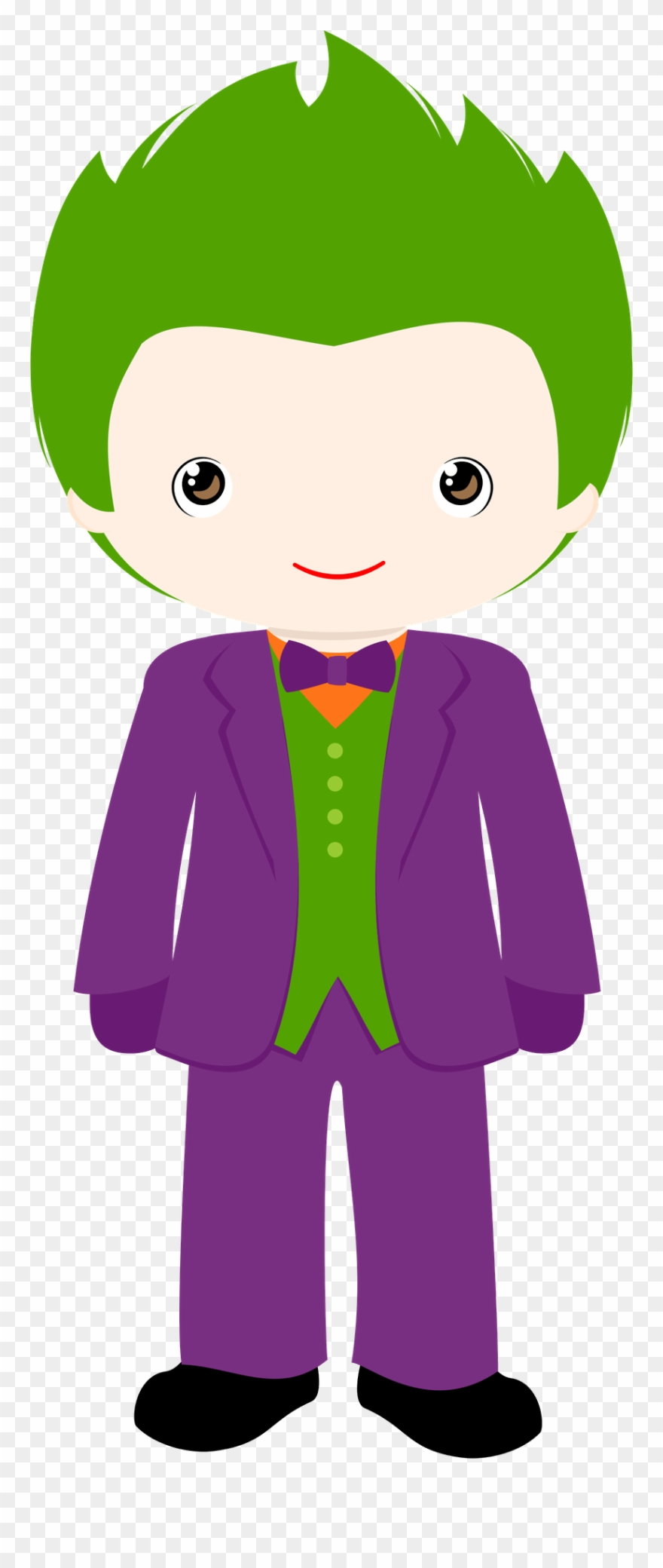 Joker Clipart for you.