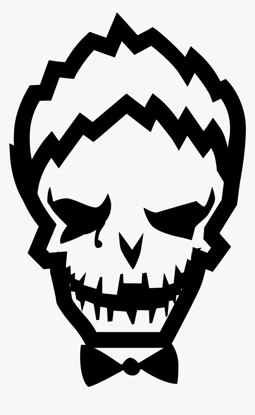 Joker Suicide Squad Icon Clipart , Png Download.