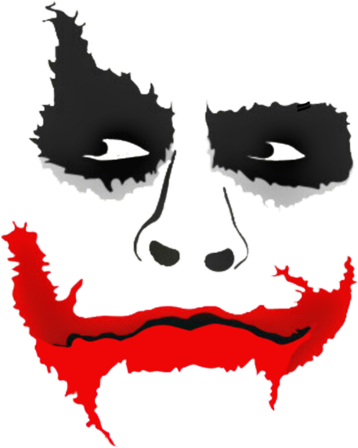 Joker Clipart Lips.
