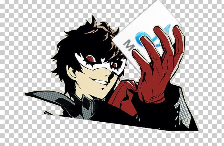 Persona 5 Joker Mask Joker Mask Character PNG, Clipart, Anime, Black.