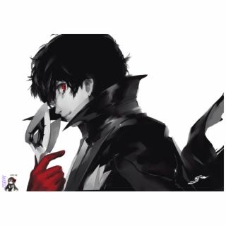 Persona 5 Joker PNG Images.