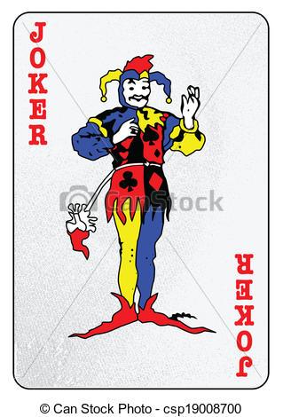 The Joker Card.