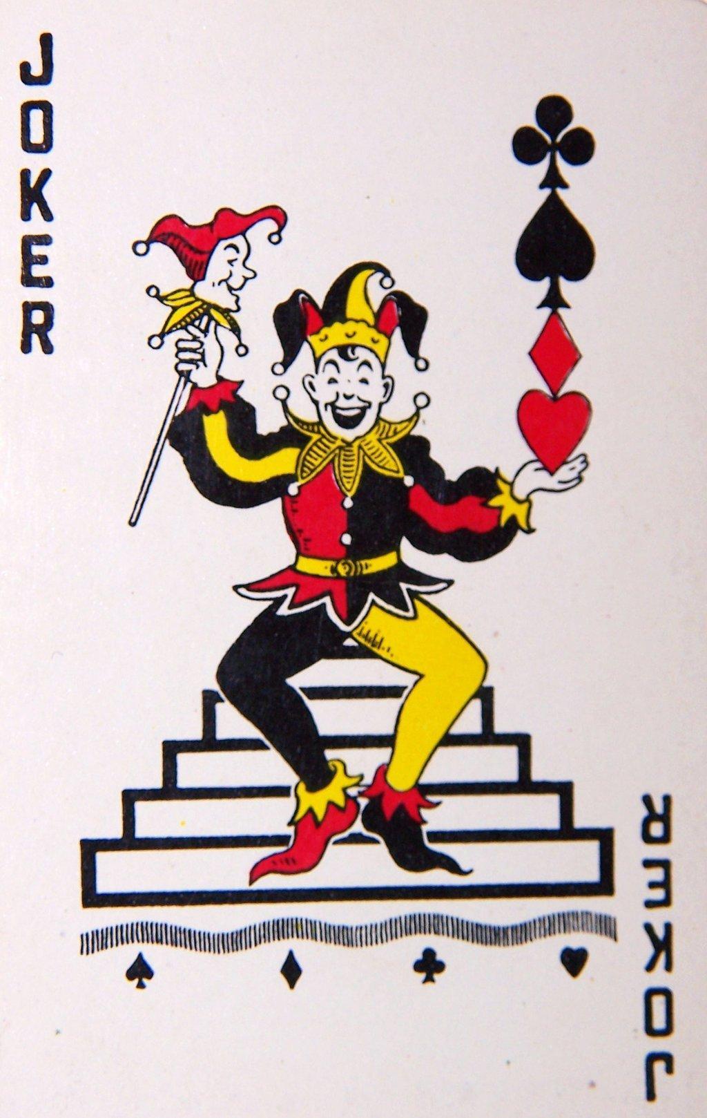 Free Joker Card, Download Free Clip Art, Free Clip Art on Clipart.