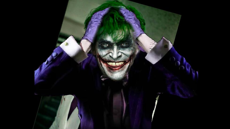 Joker PNG Image.