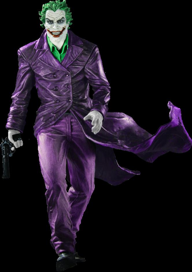 Joker Batman PNG Image.