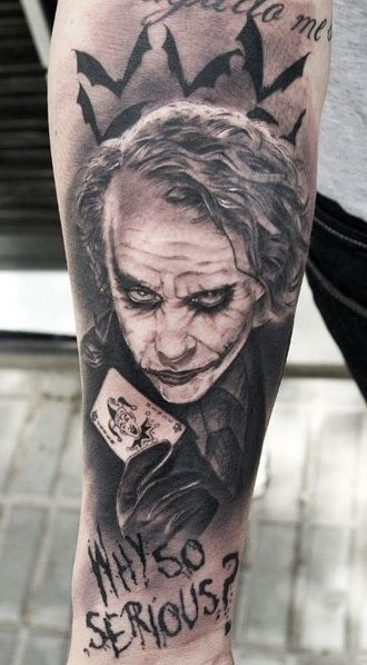 joker tattoo 20 free Cliparts | Download images on Clipground 2019