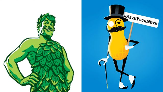Iconic Brand Mascots Are Shaving (and Growing) Mustaches to.