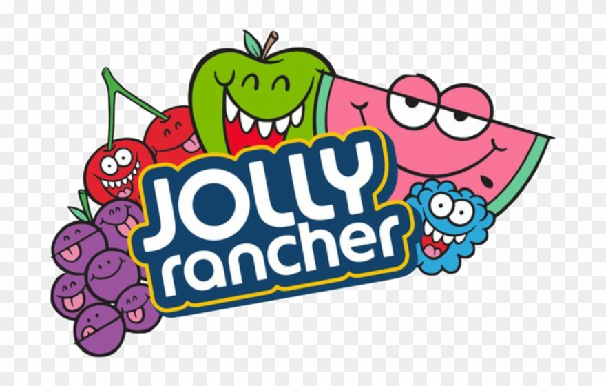 Jolly Rancher Logo Clipart (#1612032).