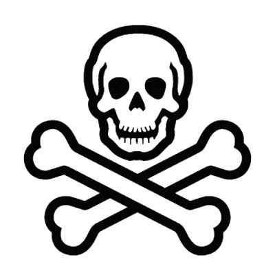 Clipart Jolly Roger.