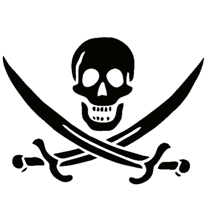 Flag Jolly Roger Clipart.