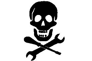 Jolly Roger Clip Art at Clker.com.