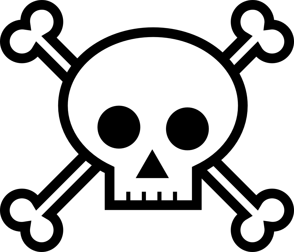 Jolly roger clipart free.
