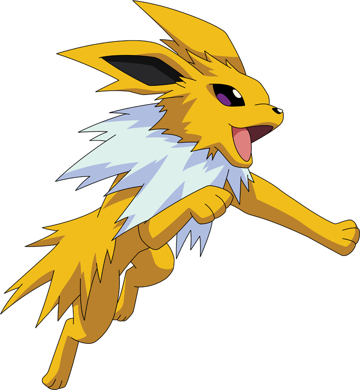 Pokemon 135 Jolteon Pokedex: Evolution, Moves, Location, Stats.