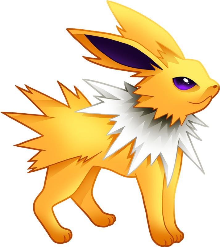 Pokemon 2135 Shiny Jolteon Pokedex: Evolution, Moves, Location, Stats.