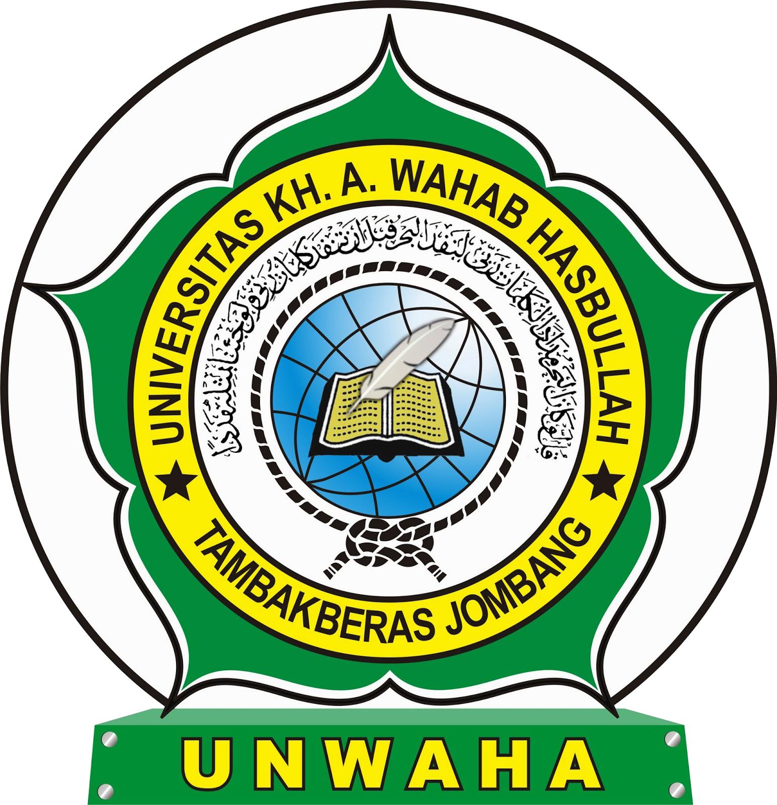 Universitas KH. A. Wahab Hasbullah (UNWAHA) Jombang.
