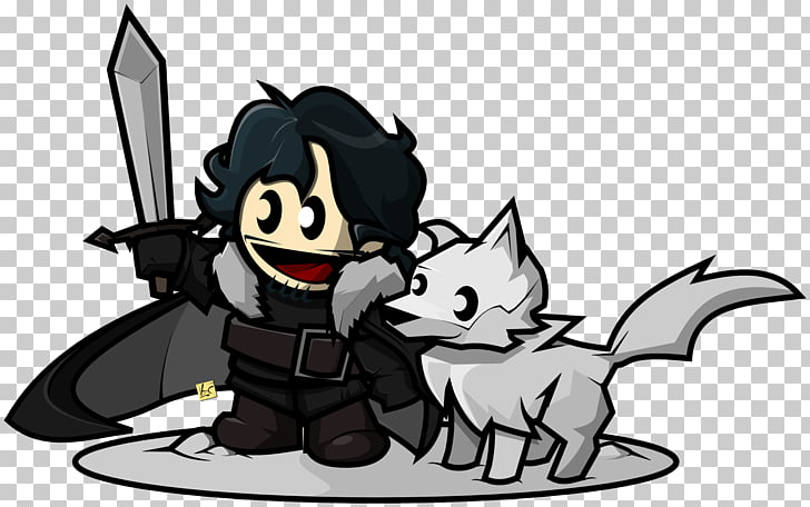 Jon Snow Drawing Caricature , john snow PNG clipart.