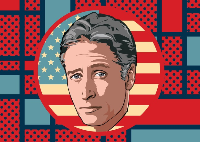 Jon Stewart Vector clip arts, free clip art.