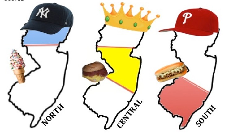 You Can Thank Us For Jon Stewart: 25 Reasons Central Jersey is the.