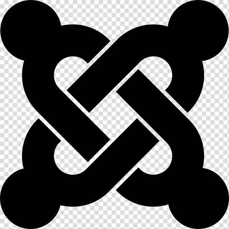 Web development Joomla Content management system Logo.