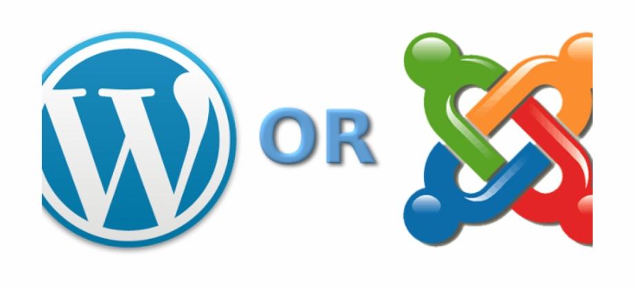 Wordpress Or Joomla Wordpress Icon.