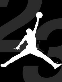 Jordan 23 Logo.