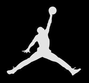 Nike Air Jordan Clipart.