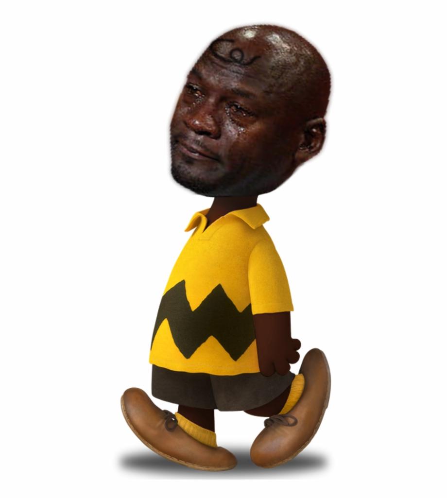 Crying Jordan Face Png.