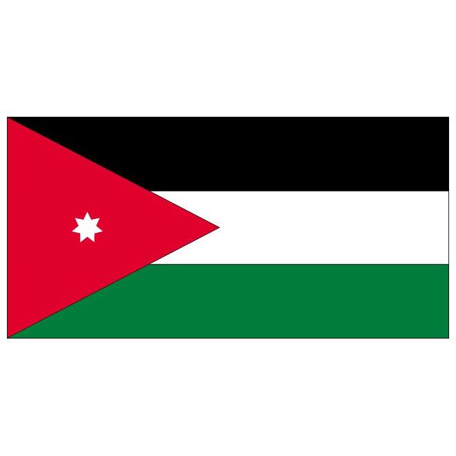 Jordan vector flag.