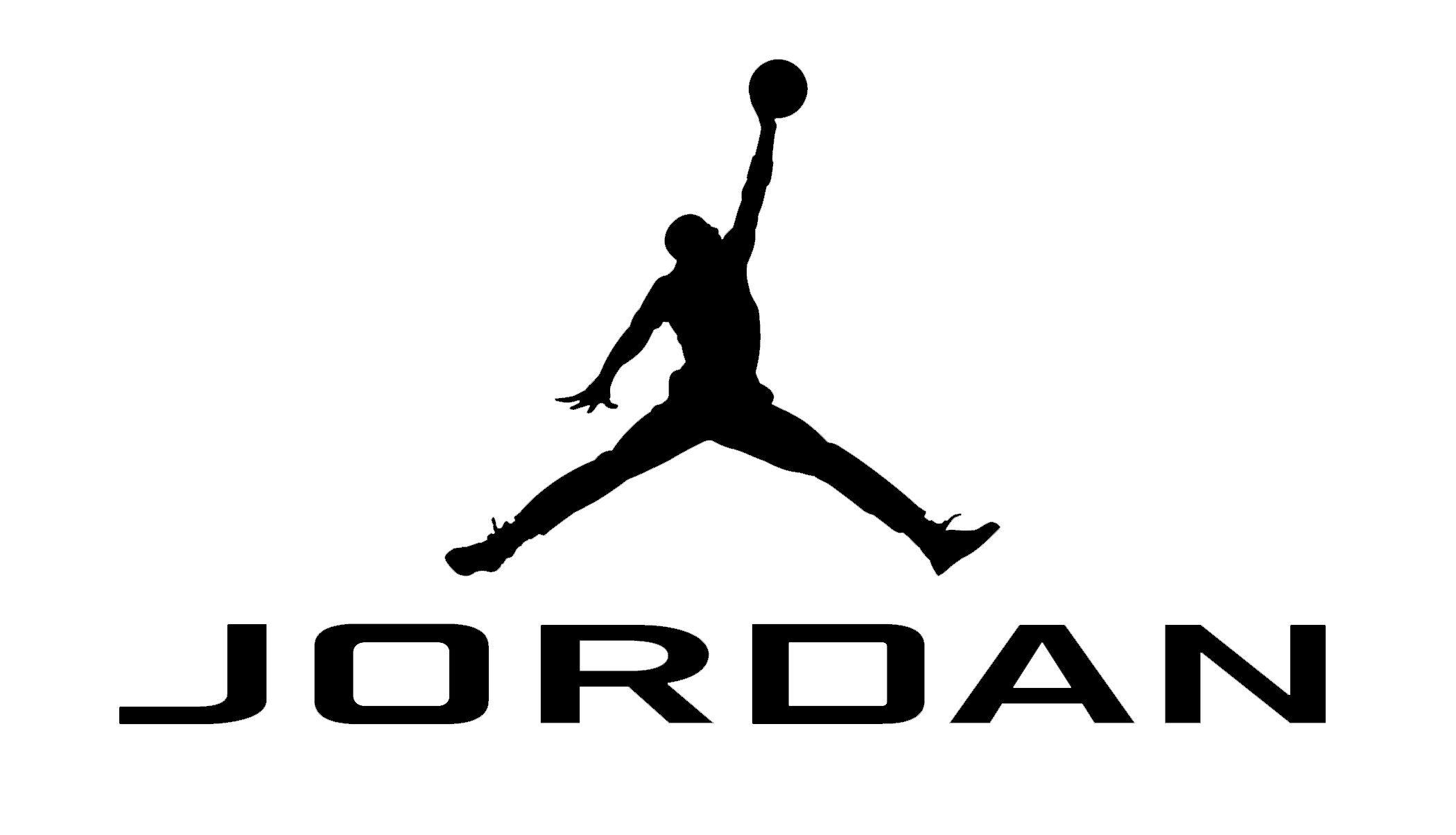 Jordan Logo Clipart #1.