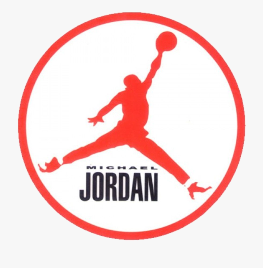 Jordan Michael Air Logo Clipart Free Image Transparent.