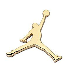 Nike Air Jordan Custom Jumpman Metal Logos / Pins Selling.