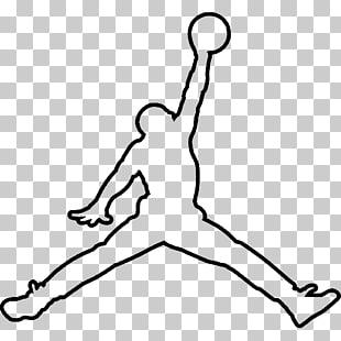 Jordan Logo Drawing at PaintingValley.com.