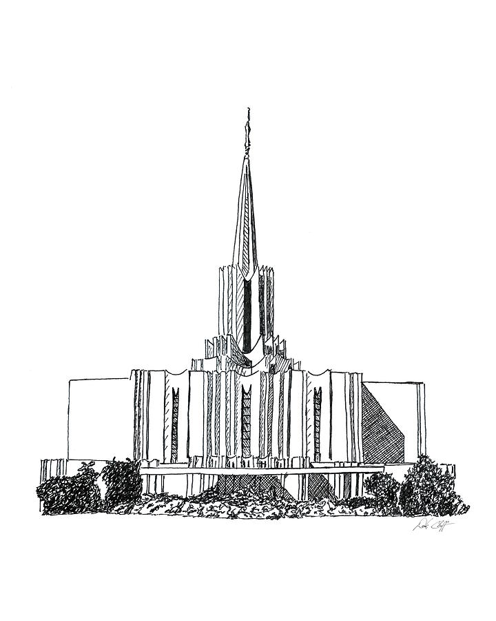 Jordan River Lds Temple.