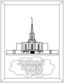 Jordan River Temple.
