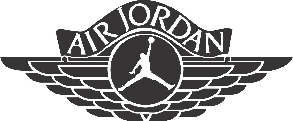 Jordan Wings Logo.