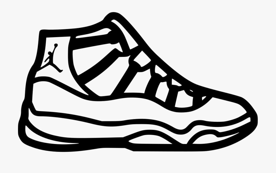 Great Nike Jordan Logo Font Clipart & Vector Design.