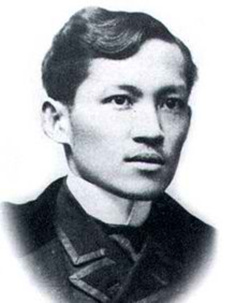Px Jose Rizal.