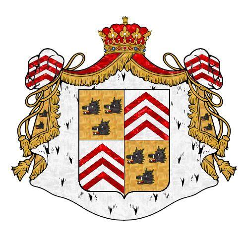 AIGUILLON_Ducs d' / Pairs de France / Famille De Vignerot du.