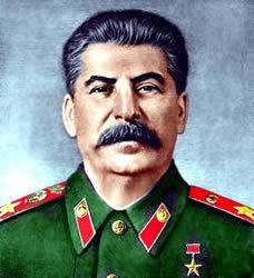 Wissarionowitsch Stalin.