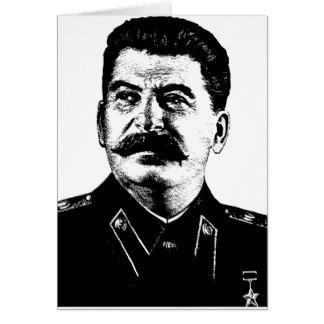 Joseph Stalin Cards.
