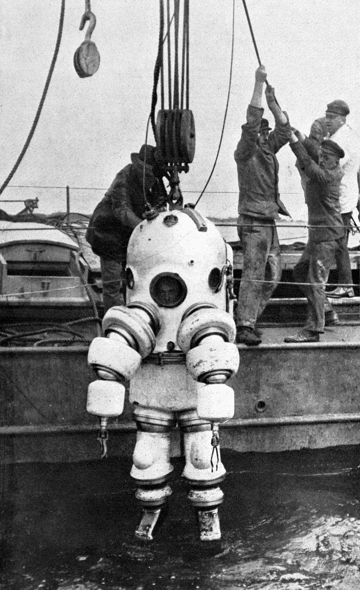 Joe Kittinger's pressure suit (1960).