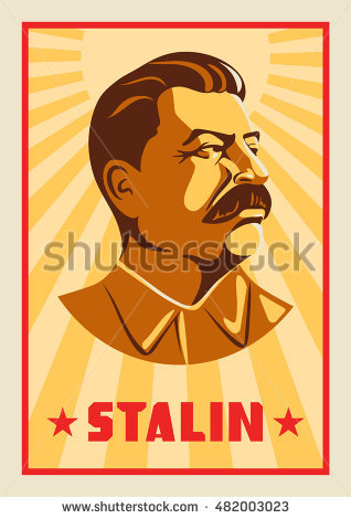 Joseph Stalin Stock Photos, Royalty.