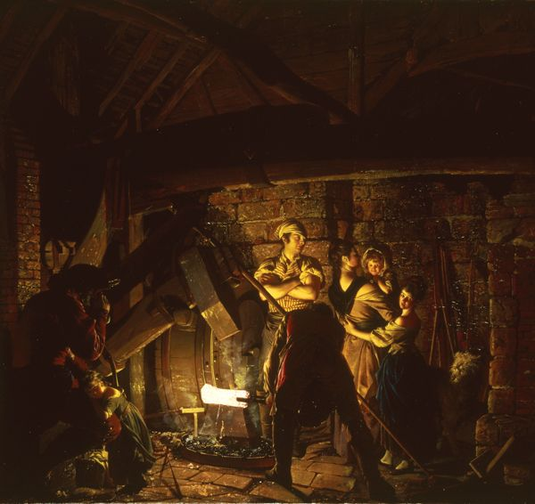 1000+ images about Oil Paintings/Joseph Wright on Pinterest.